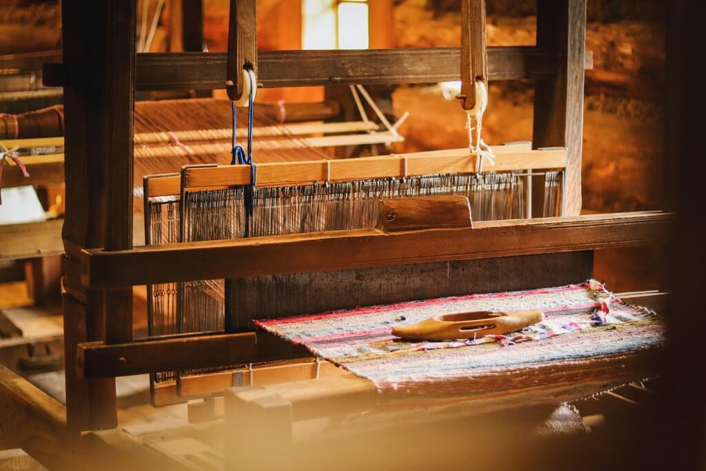What is Textile Design textile design - loom - What is Textile Design?