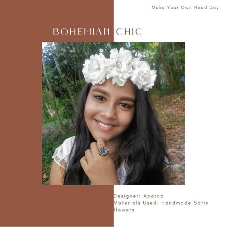 HEADDRESSES FOR EVERY OCCASSION headdresses - Bohemian Chic - HEADDRESSES FOR EVERY OCCASSION