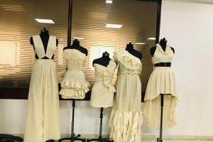 Draping – Why is it important for every fashion student bsc. in fashion design and garment management - Draping image 300x200 - BSc. in Fashion Design and Garment Management – Singhania University – 3 Years