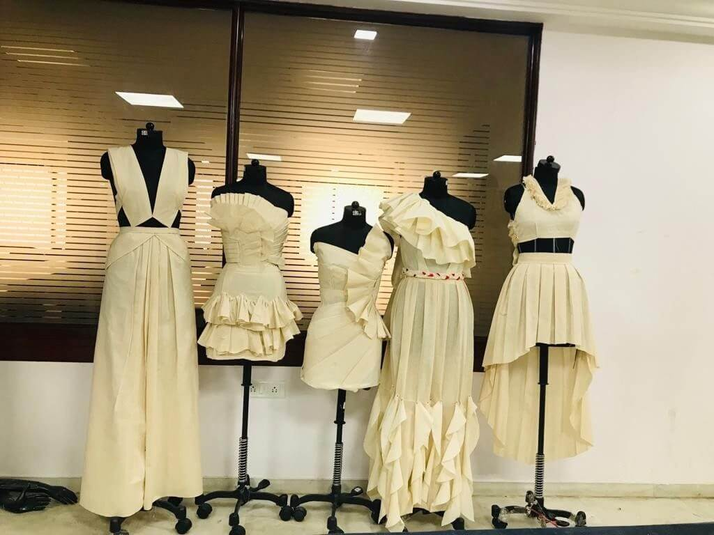 Draping – Why is it important for every fashion student draping - Draping image - Draping – Why is it important for every fashion student?