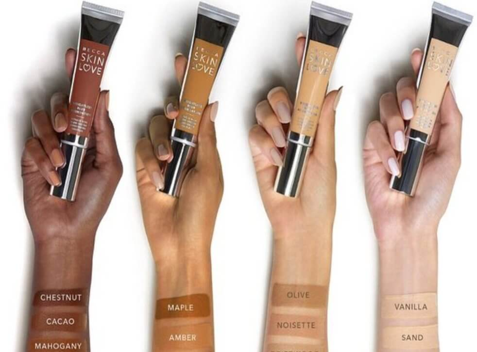 Olive Undertone – A guide to find the right foundation  olive undertone - How to find a foundation with Olive Undertones 1 - Olive Undertone – A guide to find the right foundation