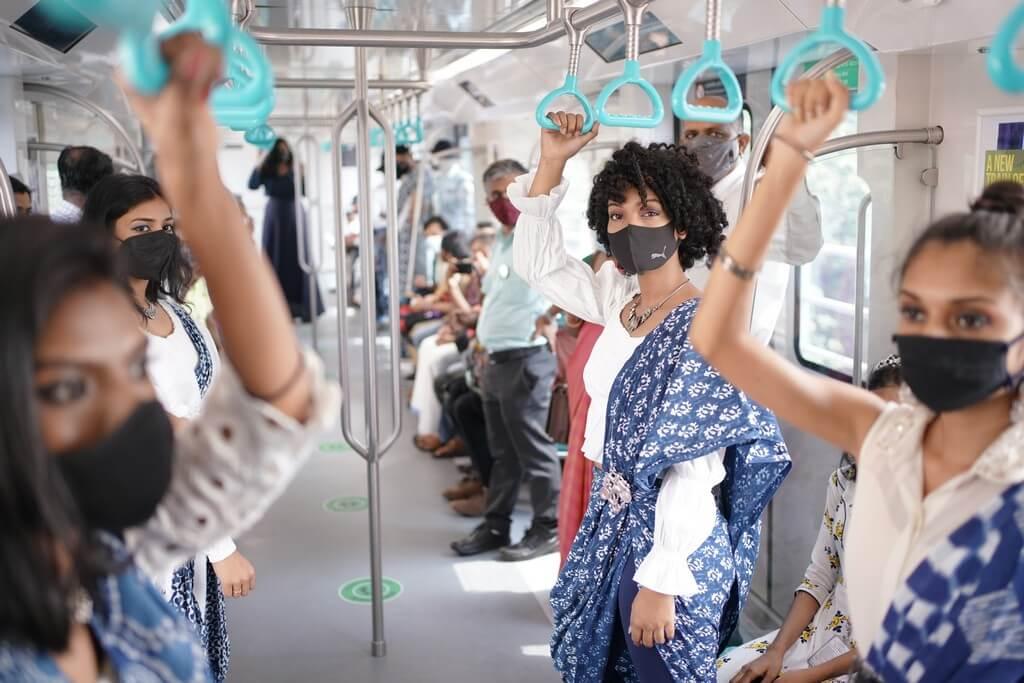 International Women's Day through Re-interpretation of the saree  international women's day - International Womens Day through Re interpretation of the saree 8 - International Women's Day through Re-interpretation of the saree