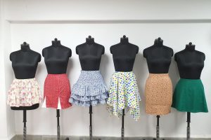 SKIRTS - Pattern Making & Garment Manufacturing III bsc. in fashion and apparel design - Skirts 300x200 - BSc. in Fashion and Apparel Design – Goa University – 3 Years