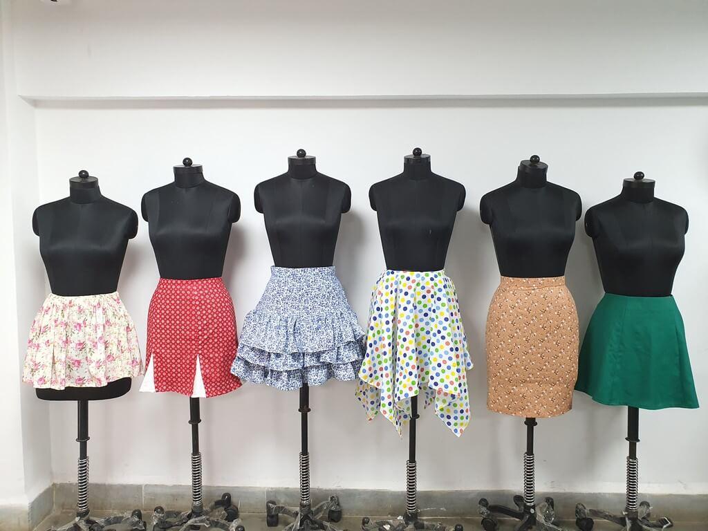 SKIRTS - Pattern Making & Garment Manufacturing III skirts - Skirts - SKIRTS – Pattern Making & Garment Manufacturing III