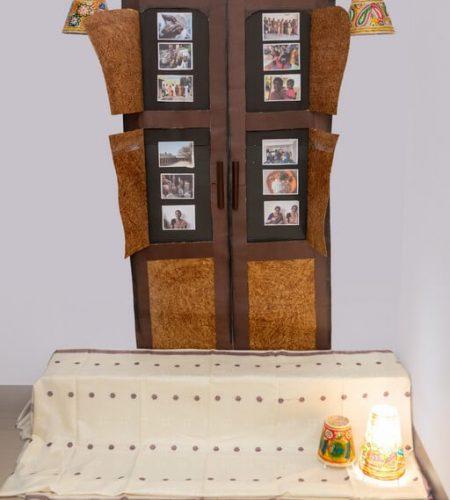 Sanati: Nimmalakunta leather craft of Andhra Pradesh leather craft - photo documentation 450x500 - Sanati: Nimmalakunta leather craft of Andhra Pradesh