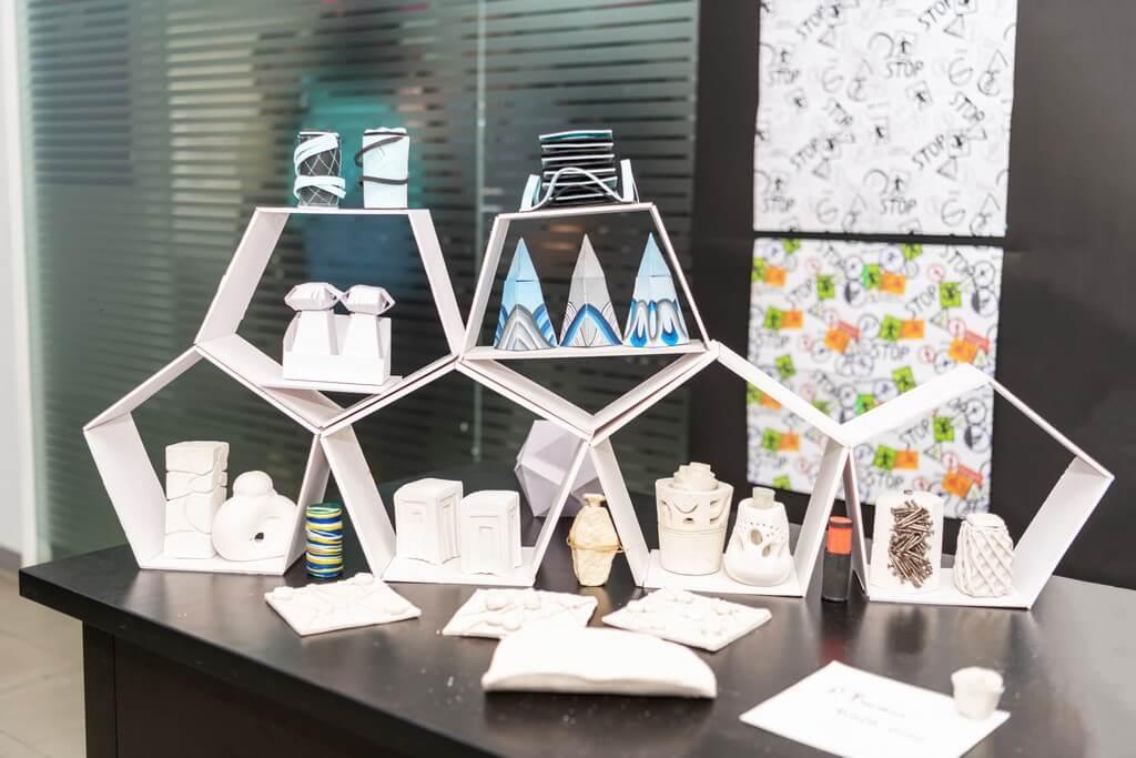 Art Appreciation fashion design - Art Appreciation - Fashion design students from ADFD 2020 batch display their Term 1 work