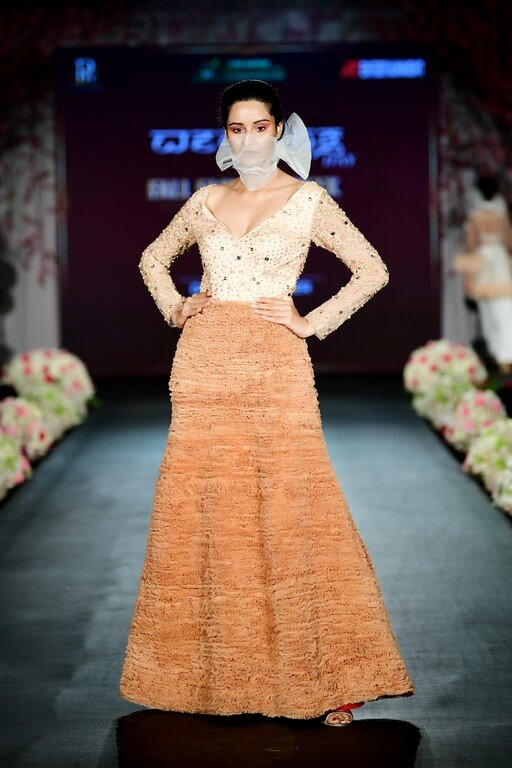 Fashion show in the new normal fashion show - Asif Merchant - Fashion show in the new normal