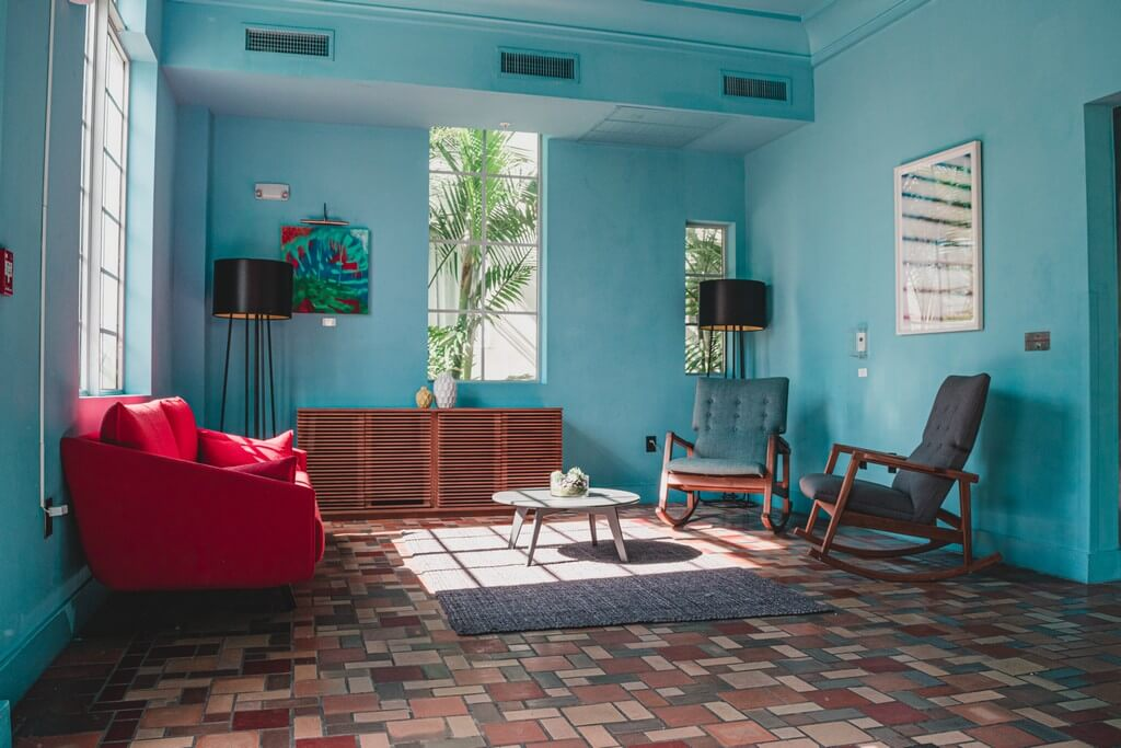 7 elements of interior design - Color unsplash - 7 Elements of Interior Design that define and refine your space