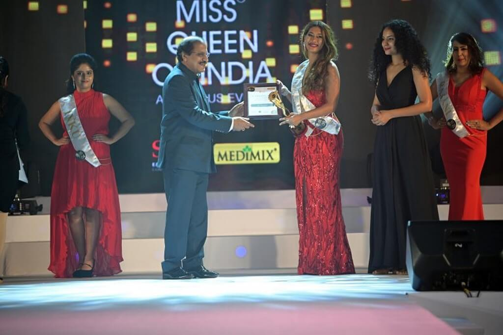 Mrs. India Global 2021 Students of JD did outstanding job at mrs. india global 2021 - Magen Fernandes - Mrs. India Global 2021 Students of JD did outstanding job at