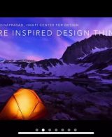 Nature-Inspired Design Thinking: CONV. CONVERSATIONS with Ar.K.S.Chetan