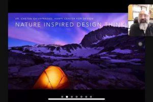 Nature-Inspired Design Thinking: CONV. CONVERSATIONS with Ar.K.S.Chetan msc. in interior design - Nature Inspired Design Thinking CONV - MSc. in Interior Design – Singhania University – 2 Years