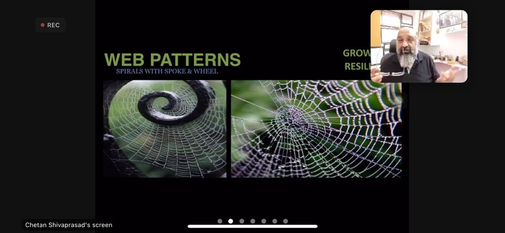 nature - Nature Inspired Design Thinking CONV - Nature-Inspired Design Thinking: CONV. CONVERSATIONS with Ar.K.S.Chetan