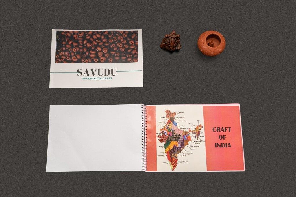 Terracotta crafts  terracotta - Research book - Terracotta crafts