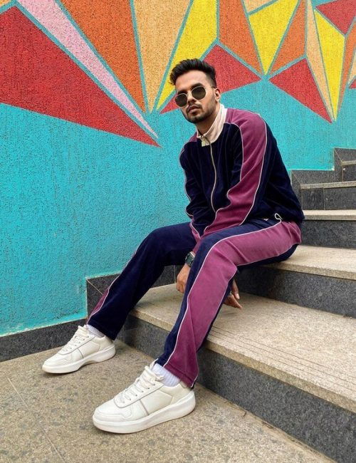 Shakti Yadav male beauty - Shakti Yadav 500x650 - Male Beauty Influencers on Instagram – Top 6