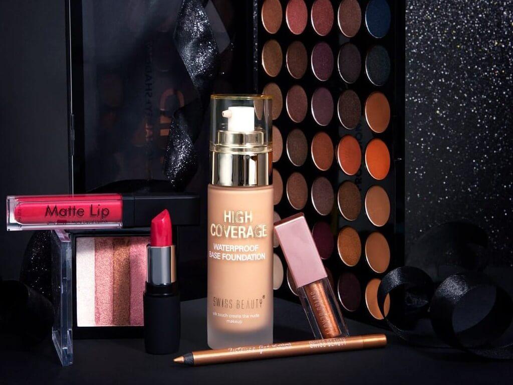 Makeup Brands - Pocket-friendly options for College Students makeup brands - Swiss Beauty - Makeup Brands – Pocket-friendly options for College Students