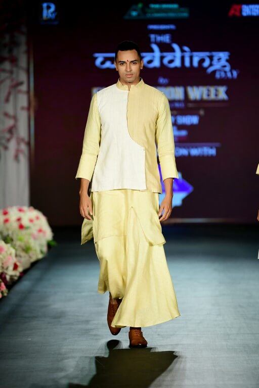 the wedding day - The Wedding Day by Fall Fashion Week witnessed alumni of JD Institute 13 - The Wedding Day by Fall Fashion Week witnessed alumni of JD Institute