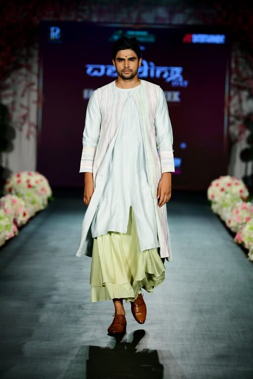 the wedding day - The Wedding Day by Fall Fashion Week witnessed alumni of JD Institute 14 - The Wedding Day by Fall Fashion Week witnessed alumni of JD Institute