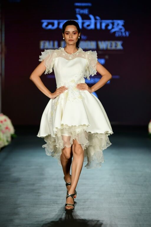 the wedding day - The Wedding Day by Fall Fashion Week witnessed alumni of JD Institute 20 - The Wedding Day by Fall Fashion Week witnessed alumni of JD Institute