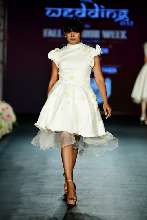 the wedding day - The Wedding Day by Fall Fashion Week witnessed alumni of JD Institute 21 - The Wedding Day by Fall Fashion Week witnessed alumni of JD Institute