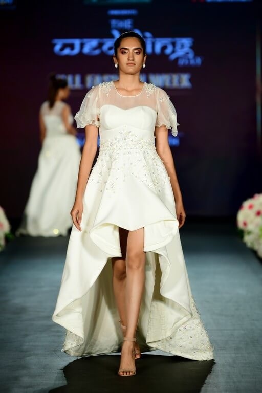 the wedding day - The Wedding Day by Fall Fashion Week witnessed alumni of JD Institute 23 - The Wedding Day by Fall Fashion Week witnessed alumni of JD Institute