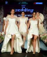 The Wedding Day by Fall Fashion Week witnessed alumni of JD Institute