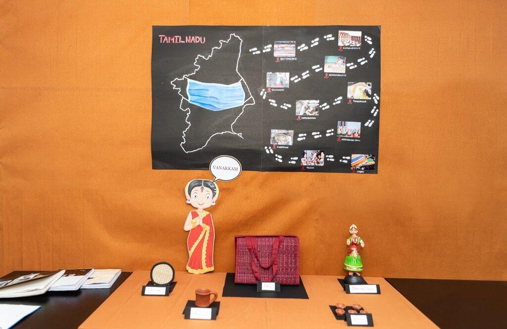 Crafts of Tamil Nadu: covid narratives of artisans crafts - Thumbnail Image Display 1 - Crafts of Tamil Nadu: covid narratives of artisans