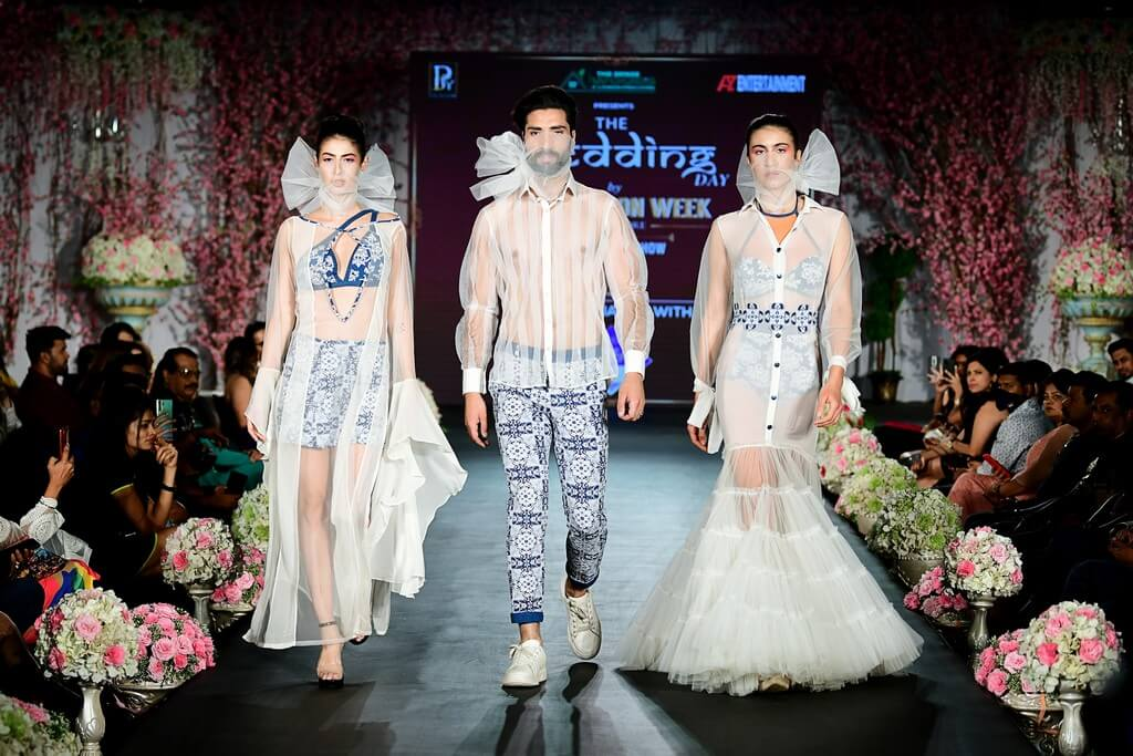 Fashion show in the new normal fashion show - Thumbnail Image asif merchant  - Fashion show in the new normal