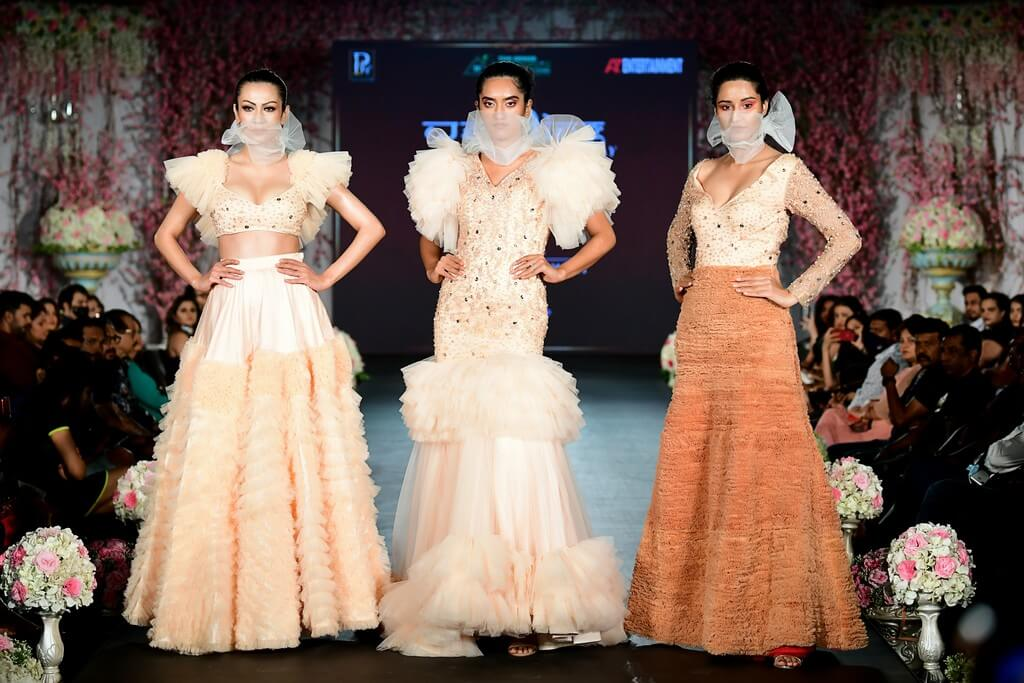 The Wedding Day' showcased the impact of pandemic on fashion the wedding day - Thumbnail image fashion show - 'The Wedding Day' showcased the impact of pandemic on fashion