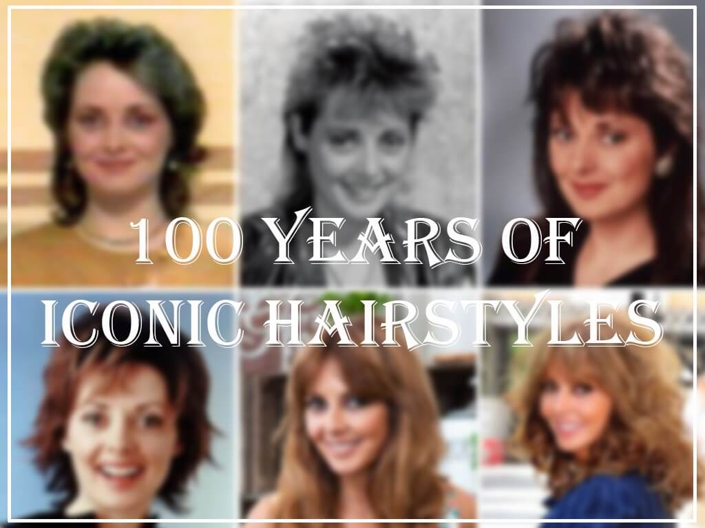 ICONIC HAIRSTYLES: 100 YEARS OF HAIRSTYLES iconic hairstyles - Thumbnail option 1 - ICONIC HAIRSTYLES: 100 YEARS OF HAIRSTYLES