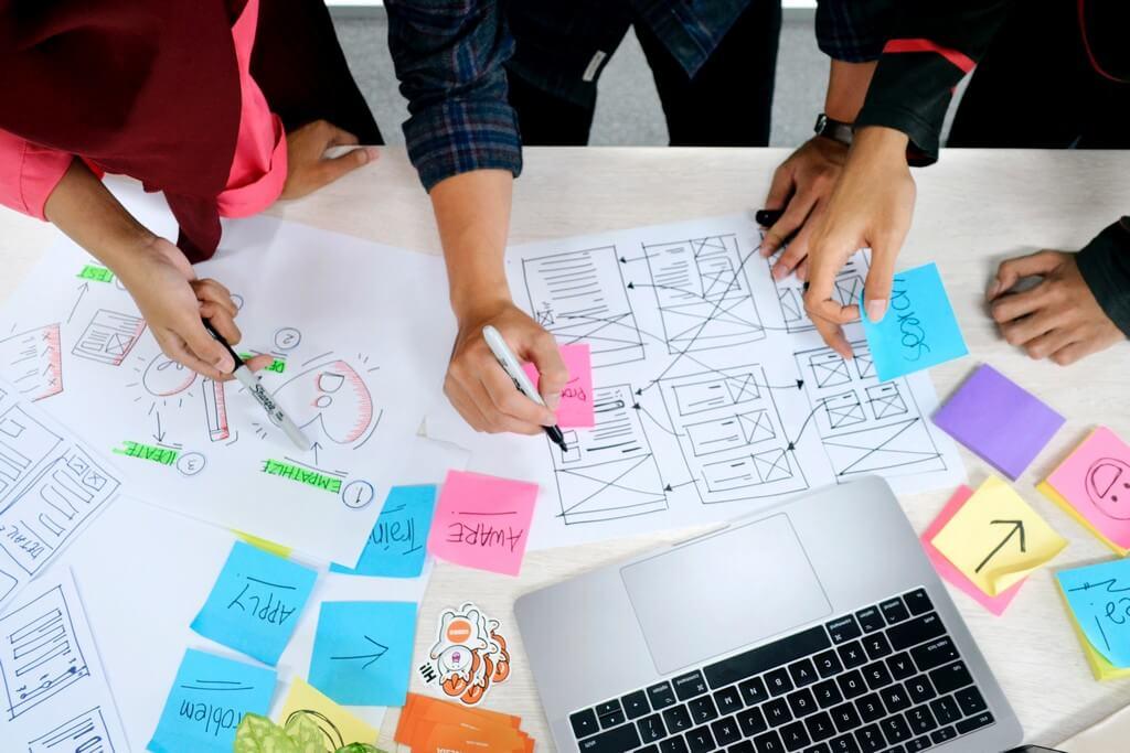 UI/UX Design – sought-after field in Digital Design ui/ux design - UI UX Process - UI/UX Design – sought-after field in Digital Design