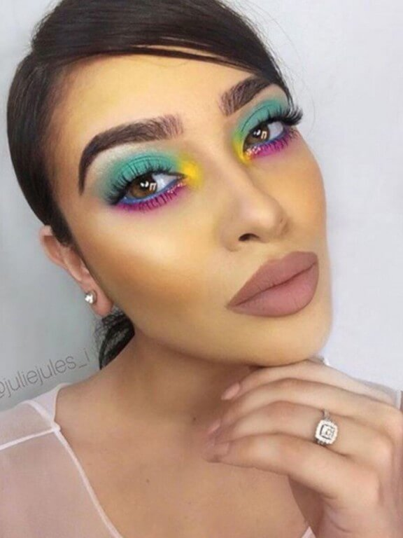 Uplifting Eyes 1 makeup trends - Uplifting Eyes 1 - MAKEUP TRENDS OF 2021: LESS IS MORE!