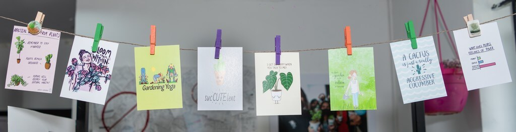 brand prototypes - eco friendly quotes - Brand Prototypes with a Spin – Display and Jury by students of PGDFC