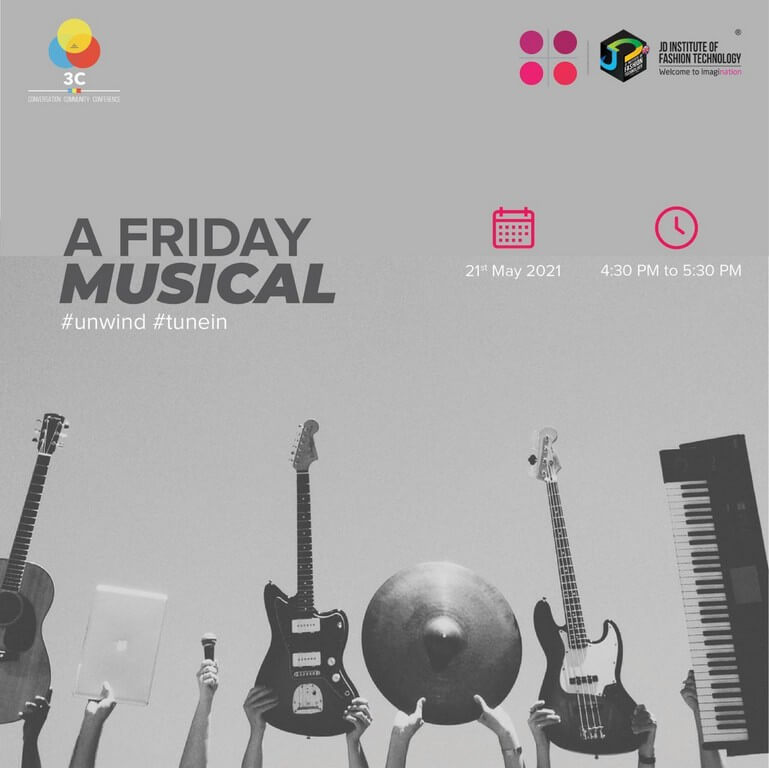 A Friday Musical: Where JD and Music bonded in the pandemic music - A Friday Musical Where JD and Music bonded in the pandemic 1 - A Friday Musical: Where JD and Music bonded in the pandemic
