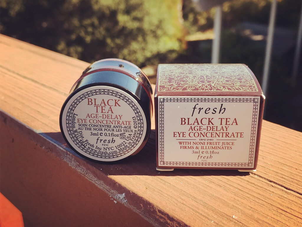 Eye Care Products: For All Nighters eye care products - Black Tea Eye Cream  - Eye Care Products: For All Nighters