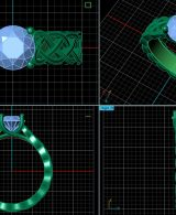 CAD Jewellery Design – Use of Technology in jewellery designing