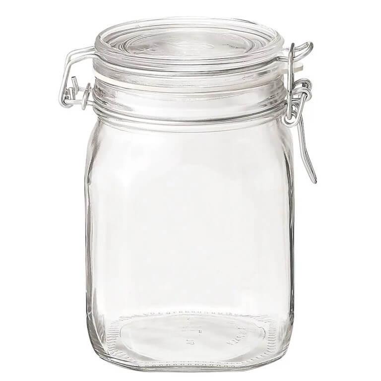 organizing makeup - Glass jars  - ORGANIZING MAKEUP: HOW DO I DO IT?