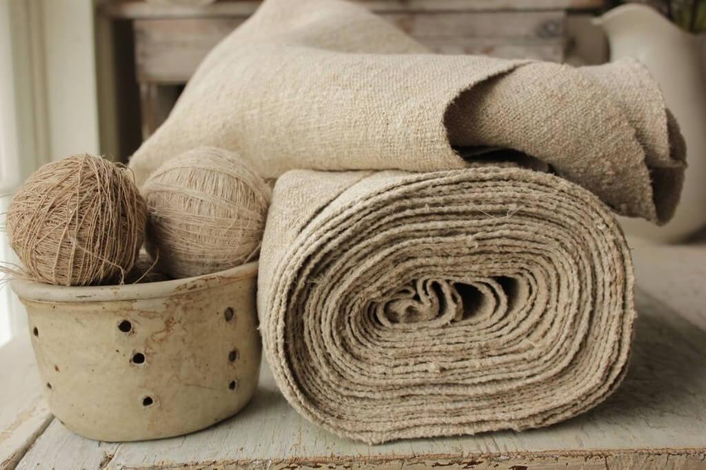 Hemp fabric: a sustainable 'super fibre'  hemp fabric - Hemp fabric Image source pinterest - Hemp fabric: a sustainable 'super fibre'