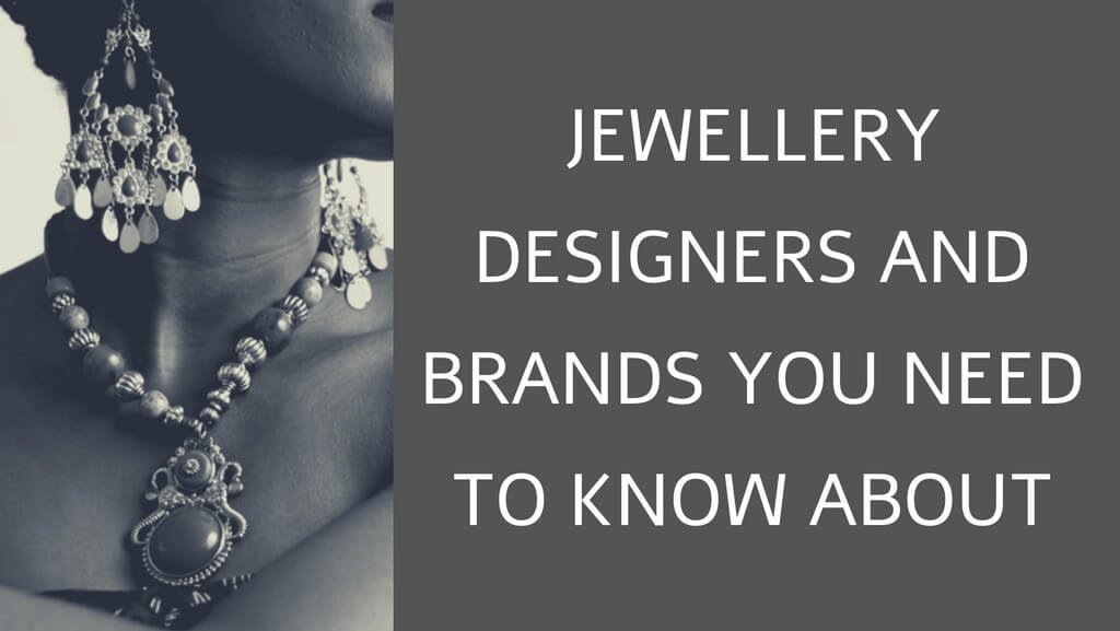 Jewellery Designers and Brands to follow for every jewellery student jewellery designers - Jewellery Designers - Jewellery Designers and Brands to follow for every jewellery student