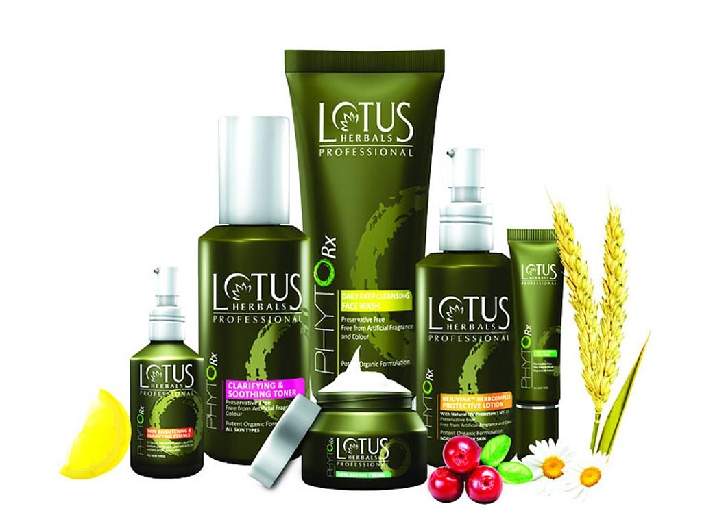 ORGANIC INDIAN COSMETIC BRANDS: TOP 4 organic indian cosmetic brands - Lotus  - ORGANIC INDIAN COSMETIC BRANDS: TOP 4