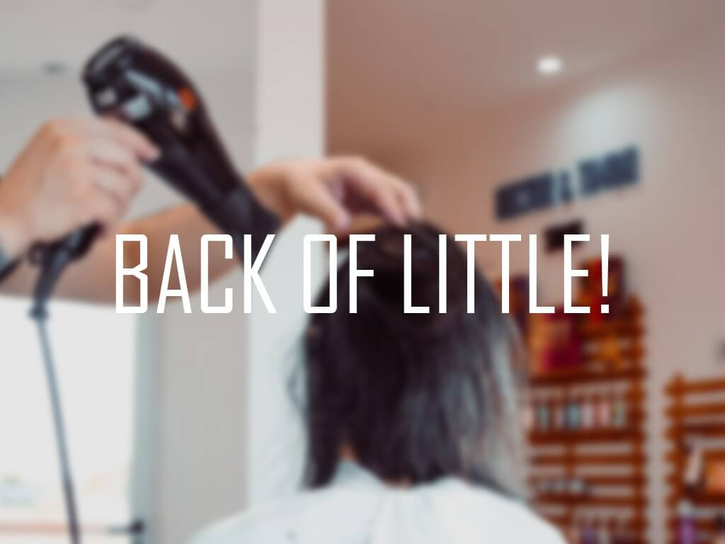 HAIR DAMAGE DUE TO HEAT APPLICATION? hair damage - Maintaing Distance  - HAIR DAMAGE DUE TO HEAT APPLICATION?