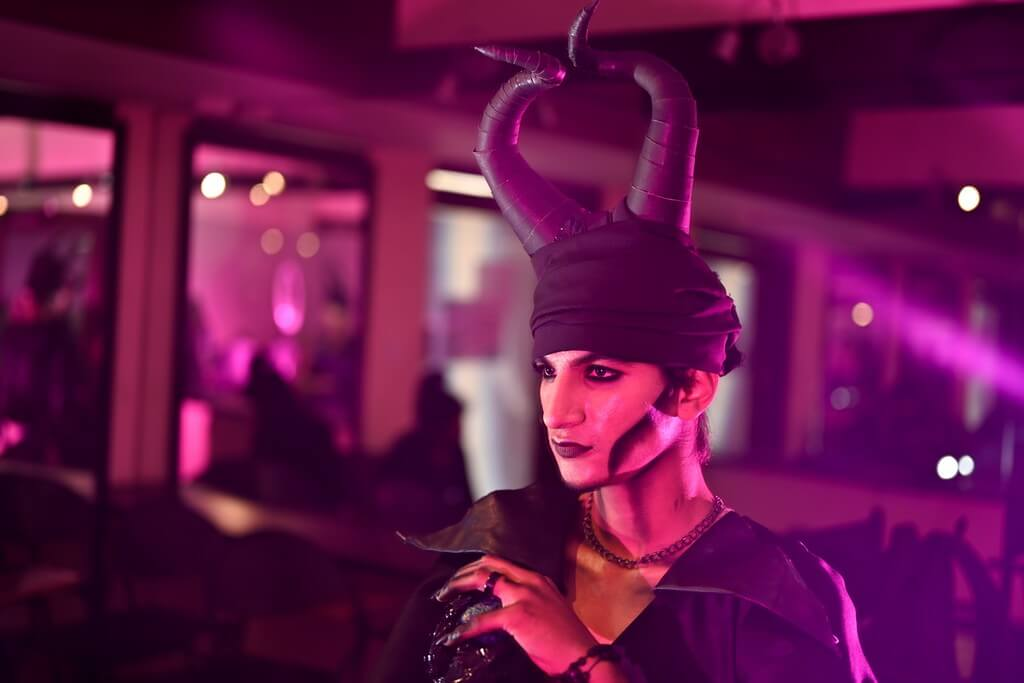 Collaboration Shoot between Styling, Makeup and Photography Department collaboration shoot - Maleficent 2 - Collaboration Shoot between Styling, Makeup and Photography Department