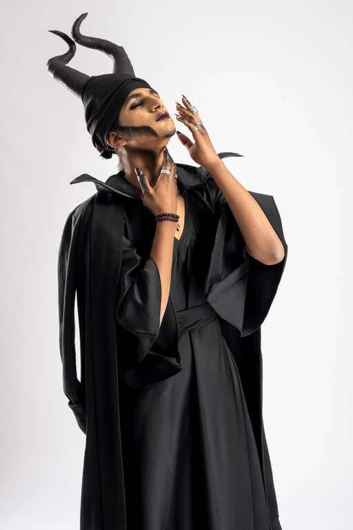 Collaboration Shoot between Styling, Makeup and Photography Department collaboration shoot - Maleficent - Collaboration Shoot between Styling, Makeup and Photography Department