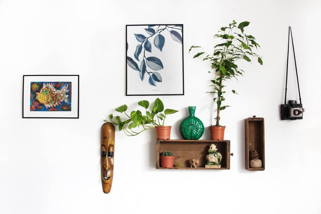 Open shelves - 6 ways to style them open shelves - Open shelves 6 ways to style them 7 - Open shelves – 6 ways to style them