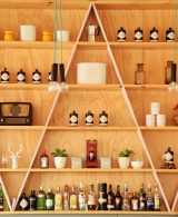 Open shelves - 6 ways to style them