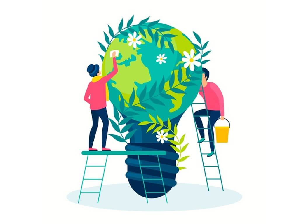 The Beauty Industry: 5 ways they are becoming eco-friendly the beauty industry - Prioritizing the environment  - The Beauty Industry: 5 ways they are becoming eco-friendly