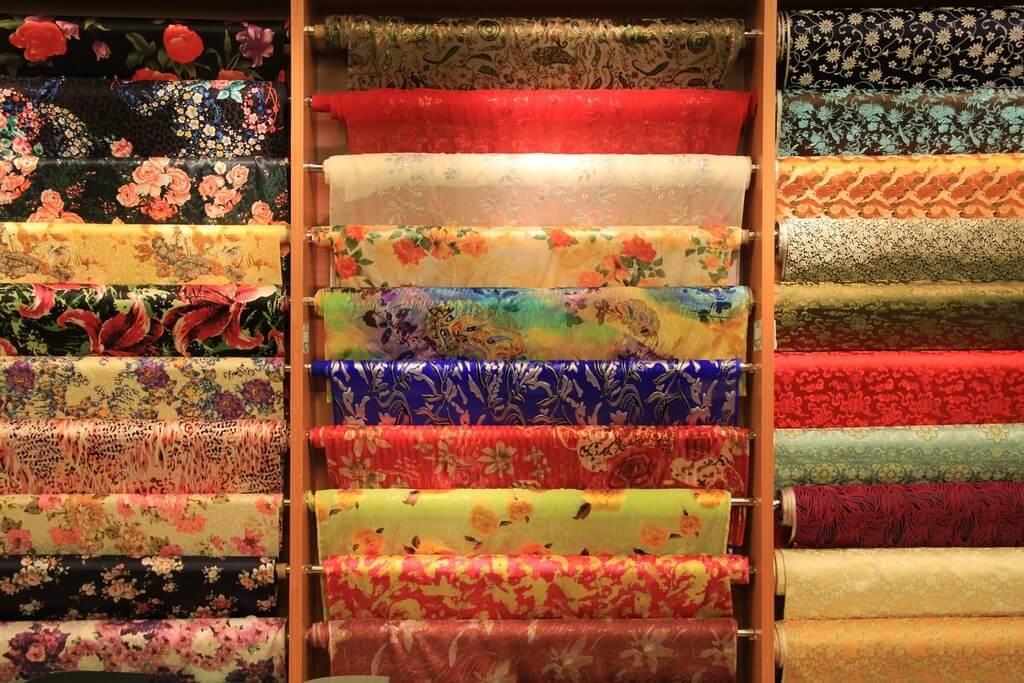Types of textile printing types of textile printing - Roller printing - Types of textile printing