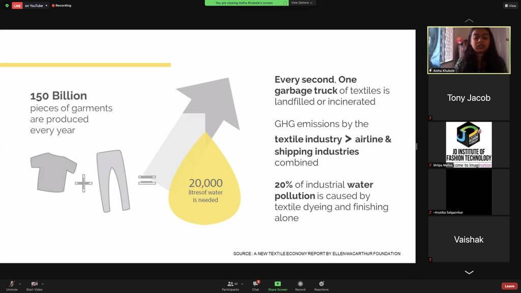Saahas Zero Waste: Conv. Conversations at JD saahas zero waste - Saahas Zero Waste Conv - Saahas Zero Waste: Conv. Conversations at JD