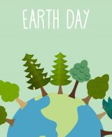 EARTH DAY: CONV. FOR WORLD EARTH DAY