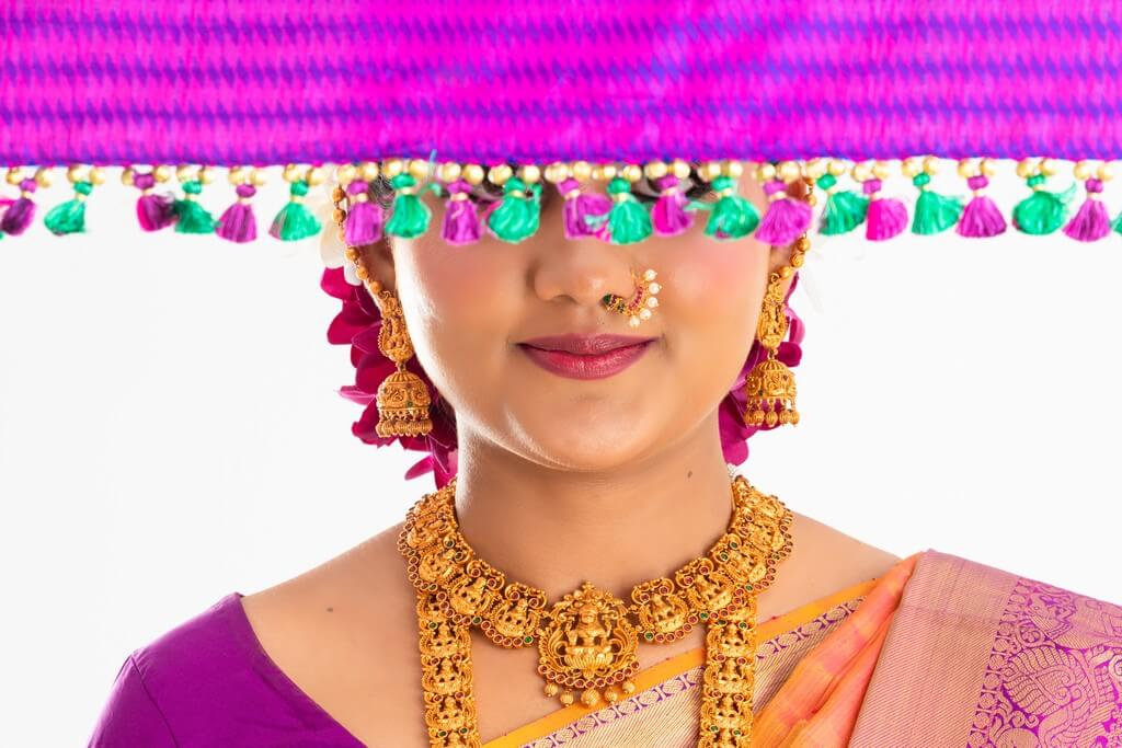 South Indian Bridal Look Workshop south indian bridal look workshop - Thumbnail 6 - South Indian Bridal Look Workshop