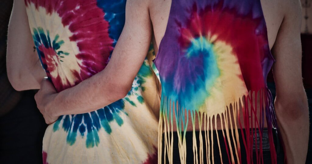 Types of tie and dye tie and dye - Thumbnail 9 - Types of tie and dye